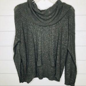KENSIE Nordstrom Cowl Neck Pullover Sweater Large